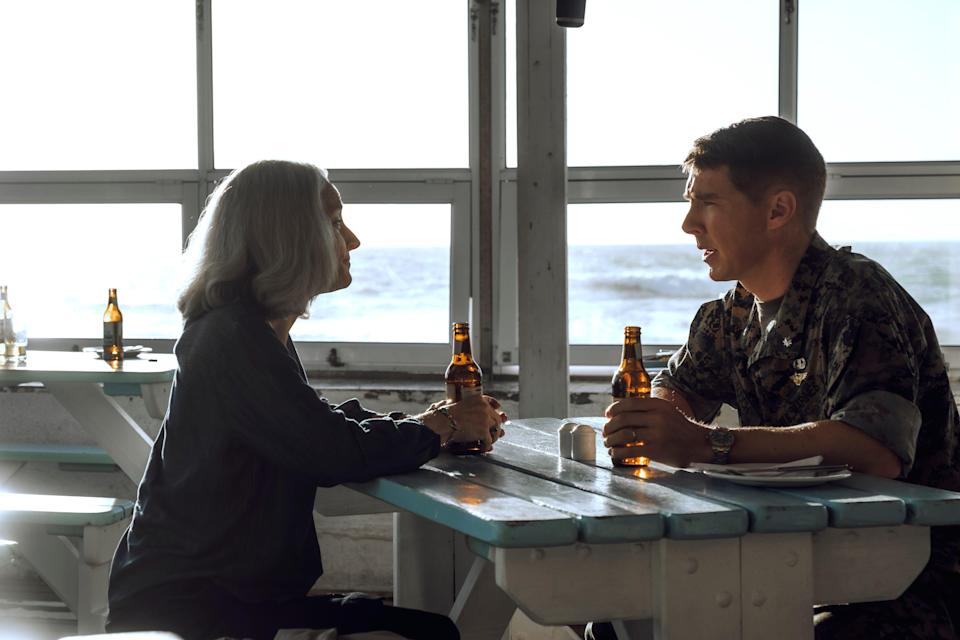 """Jodie Foster and Benedict Cumberbatch face off as opposing lawyers in """"The Mauritanian."""""""