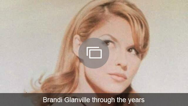 Brandi Glanville through the years slideshow