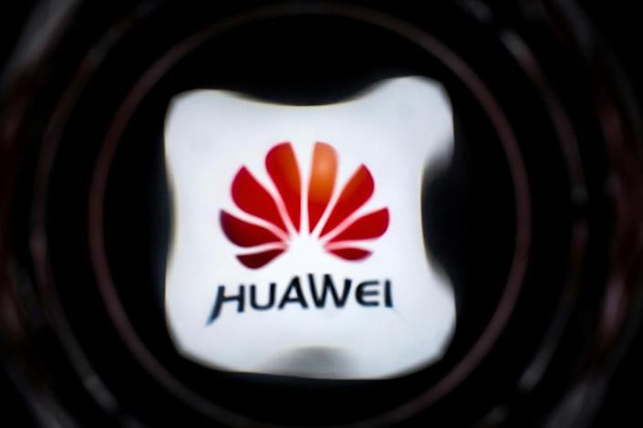 The United States sees Huawei's dominance of new 5G markets as a national security and economic threat (AFP Photo/Lionel BONAVENTURE)