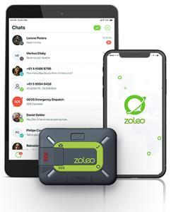 ZOLEO™ device and app