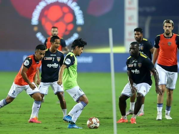 CFC players will hope to find solutions in front of goal having created a number of chances (Image: ISL)