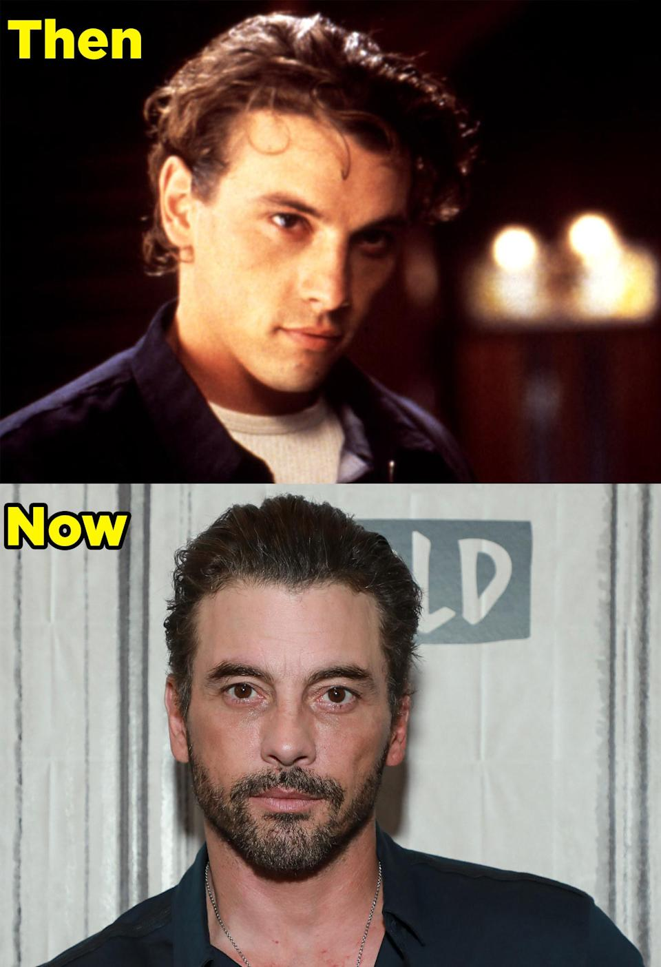 What he's up to now: Aside from his role in Scream, Skeet is best known for his roles in The Craft and As Good As It Gets. He continued acting and starred in the CBS series Jericho and played various roles on Robot Chicken. He also appeared in Miracles, Escape Room, and Law & Order: LA. Most recently, he starred on Riverdale as FP Jones and is starring beside Tom Hanks in a new film calledFinch.