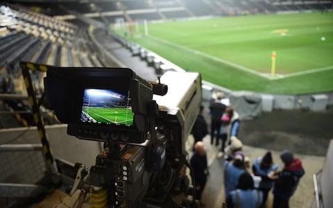 Amazon have also secured rights to 20 Premier League live matches - Credit: AFP