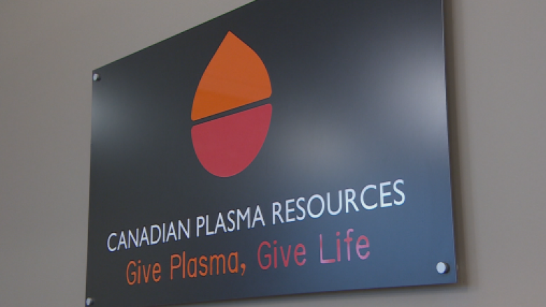 Controversial for-profit plasma clinic now fully operational in Moncton