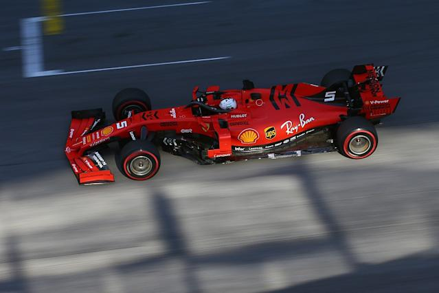 Ferrari qualifying slump