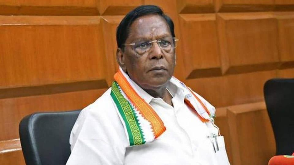 Puducherry: Congress