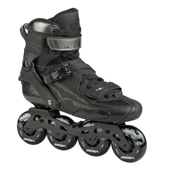 "<p><strong>SEBA</strong></p><p>sgsports.shop</p><p><strong>$499.99</strong></p><p><a href=""https://sgsports.shop/collections/seba-skates/products/seba-trix-80-black"" rel=""nofollow noopener"" target=""_blank"" data-ylk=""slk:Shop Now"" class=""link rapid-noclick-resp"">Shop Now</a></p><p>These blades are right-on for serious skaters, whether for freestyle, fitness, city skating, or tourism. They're pricey, but built with top-of-the-line features, including a carbon and fiberglass shell, deluxe frames and bearings, and Street Invaders wheels (if you know, you know). </p><p><strong>Rave review:</strong> ""Very happy with the product. I had ordered the wrong size and called and they helped me out. Received the skates on time and in great shape."" <em>—Gloria M., </em><em>skatepro.com</em></p>"
