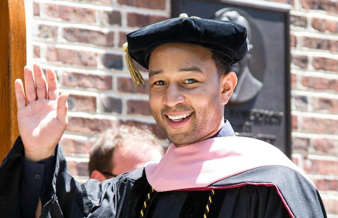 John Legend Shares Thoughts on College Admissions Scandal: 'The System Has Been Rigged for Wealthy People'