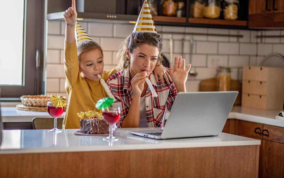 best virtual games play family christmas 2020 - Getty