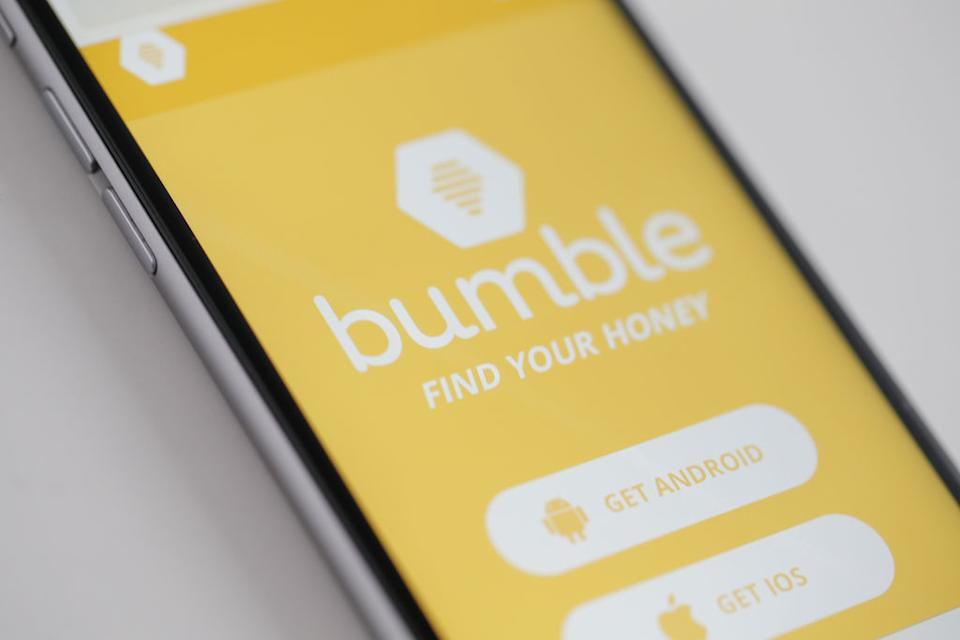 Bumble has taken steps to remove body shaming from its online dating app. (Getty Images)