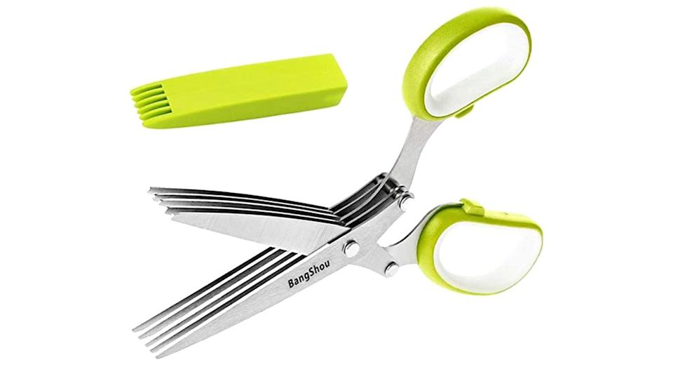 BangShou Herb Scissors High Quality Kitchen Scissors