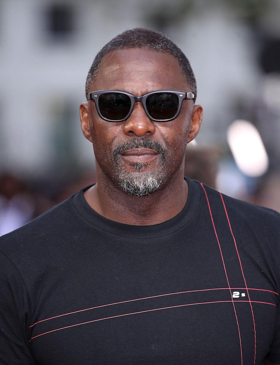 "<p>The difference is, now his beard is gray. But that's not holding him back. In fact, just last year Elba was named <a href=""https://people.com/movies/idris-elba-sexiest-man-alive-2018-reveal/"" rel=""nofollow noopener"" target=""_blank"" data-ylk=""slk:PEOPLE's Sexiest Man Alive"" class=""link rapid-noclick-resp""><em>PEOPLE's</em> Sexiest Man Alive</a>—gray hair and all.</p>"
