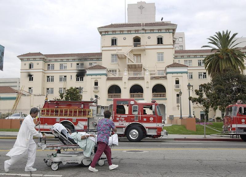 Los Angeles Hospital Pays $17000 Ransom to Computer Hacker