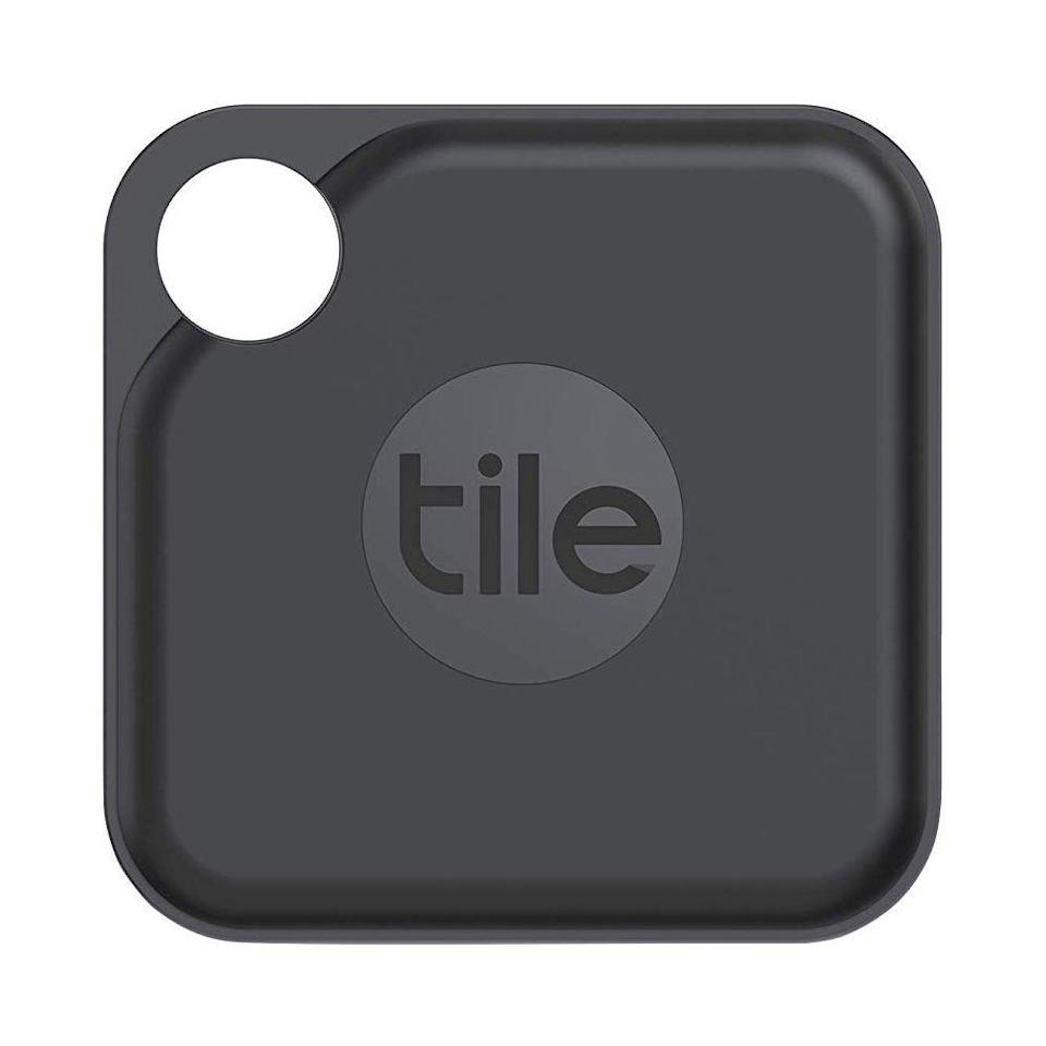 """<p><strong>tile</strong></p><p>amazon.com</p><p><strong>$24.99</strong></p><p><a href=""""https://www.amazon.com/Tile-RE-21001-Pro-1-Pack/dp/B07W87124X/ref?tag=syn-yahoo-20&ascsubtag=%5Bartid%7C2089.g.154%5Bsrc%7Cyahoo-us"""" rel=""""nofollow noopener"""" target=""""_blank"""" data-ylk=""""slk:Shop Now"""" class=""""link rapid-noclick-resp"""">Shop Now</a></p><p>If she's forgetful more often than not — constantly searching for keys, wondering where she placed her phone last — this Bluetooth tracker loops onto keychains, phones, and more, and it can be located by an app on her smartphone. Tracking things down has never been so stress-free.</p>"""