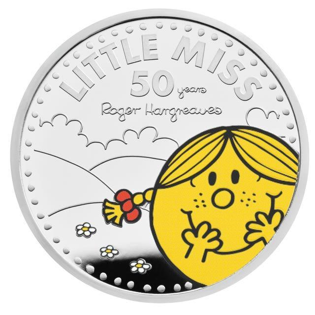 Little Miss Sunshine coin