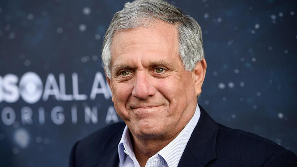 Mandatory Credit: Photo by Chris Pizzello/Invision/AP/REX/Shutterstock (9795216a)Les Moonves, chairman and CEO of CBS Corporation, poses at the premiere of the new television series