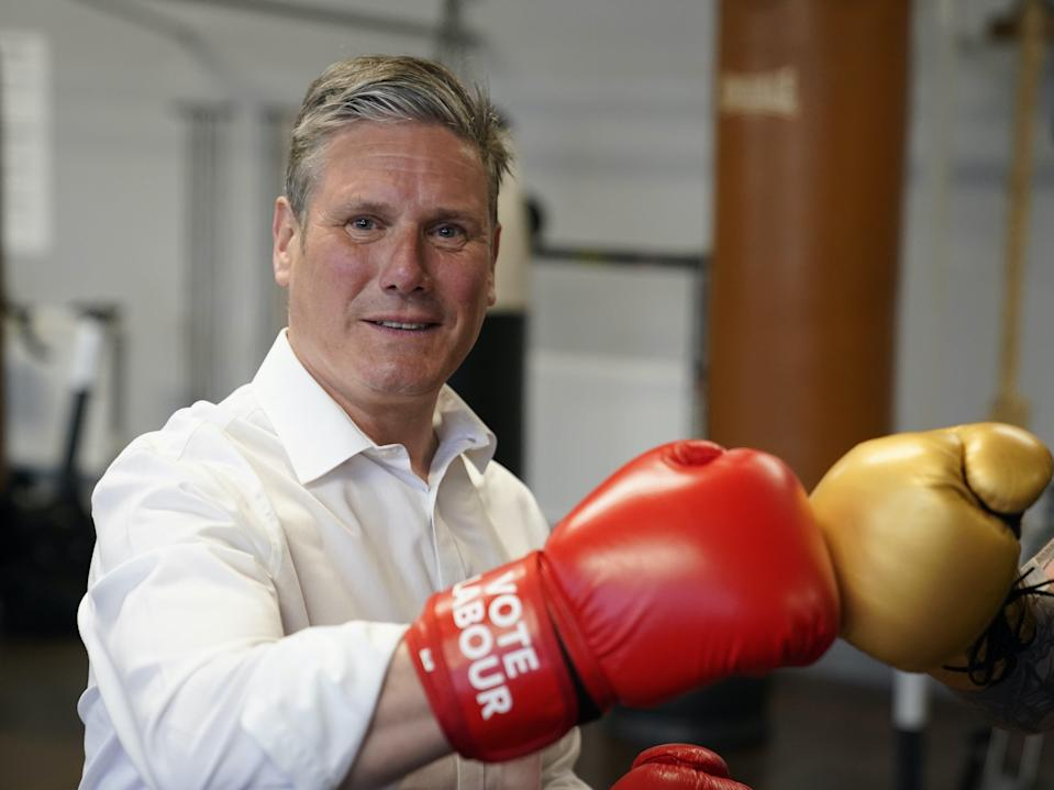 <p>Even Jeremy Corbyn held Hartlepool, so if Keir Starmer loses it, well, Starmer's even worse than Corbyn, right?</p> (PA)