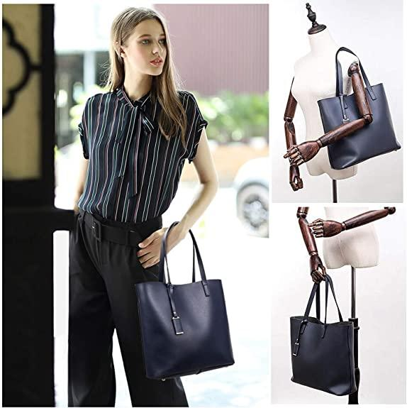 The TcIFE Women's Tote Bag is ideal for everyday use. Image via Amazon.