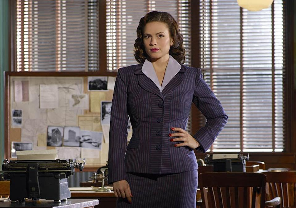 """The Marvel spin-off centred on Peggy Carter following the events of <em>Captain America: The First Avenger </em>and despite securing a loyal following it was cancelled after just two seasons. This was not the plan for the writers who had left the finale of season 2 on a cliffhanger with Thompson's life hanging in the balance and other questions unanswered. """"We've been planting seeds all season for a third season arc and it is obviously because somebody is coming in and stealing that M. Carter file,"""" producer Michele Fazekas said in 2016. """"It's very much tied to a third season arc."""" At least <em>Avengers: Endgame</em> gave Peggy some form of closure."""