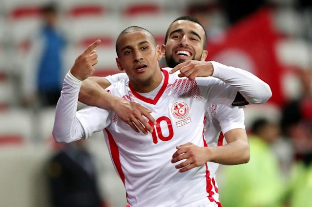 <p>Age: 27<br>Caps: 35<br>Position: Midfielder<br><br>Khazri may not have lit it up Sunderland, but his record for Tunisia is impressive and if they are to surprise everyone and get out their group, he'll need to play well – England must be wary in their tournament opener. </p>