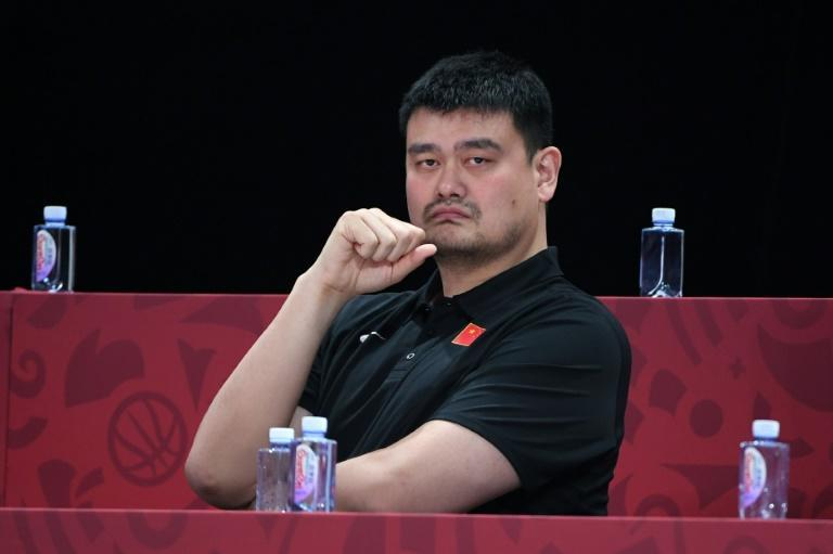 Yao Ming looked on helplessly and fans were left in tears as hosts China failed to progress to the second round of the Basketball World Cup with a 72-59 defeat to Venezuela (AFP Photo/STR)