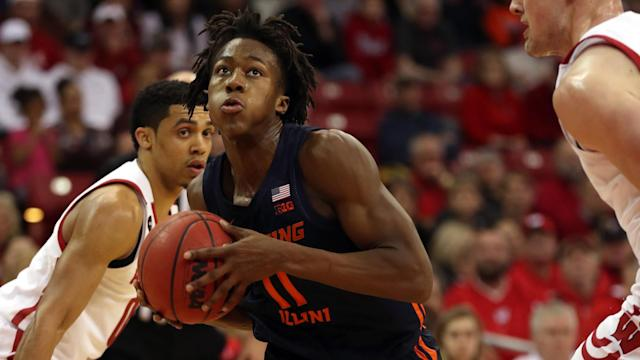 Illinois Men S Basketball Cracks Ap Poll For First Time In