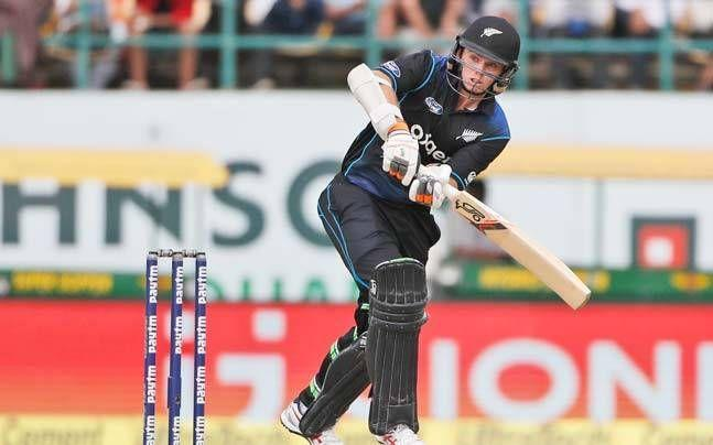 Tom Latham, alongside Ross Taylor, will play a crucial role for New Zealand in the middle order.
