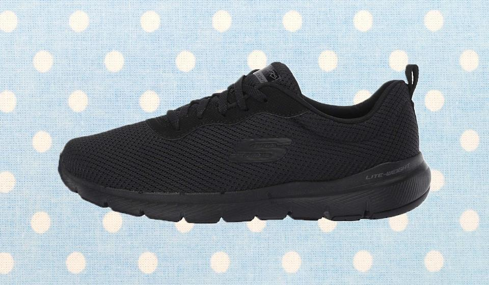 Over 91 percent of shoppers rate these sporty sneakers 4 stars or higher. (Photo: Zappos)