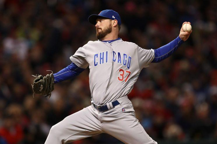 Travis Wood will get a chance to start again with the Royals. (Getty Images/Elsa)
