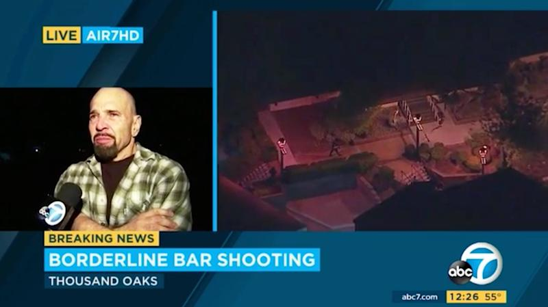 Thousand Oaks Gunman's Track Coach Says He Assaulted Her in High School