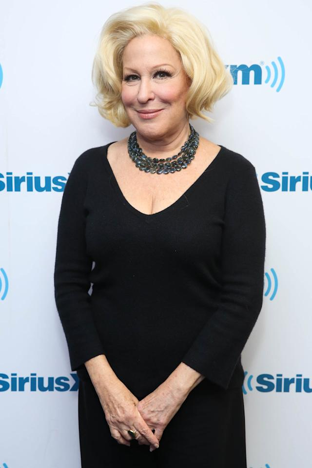 "<p>Bette Midler continues to be an American treasure. She released a new album in 2014, and in the years since <strong>Hocus Pocus</strong>, she's starred in movies like <strong>Get Shorty</strong>, <strong>The First Wives Club</strong>, and <strong>The Stepford Wives</strong>, and also played the title role in the 2017-18 Broadway revival of <strong>Hello, Dolly!</strong> In February 2019, Bette performed ""The Place Where Lost Things Go"" at the Oscars.</p>"