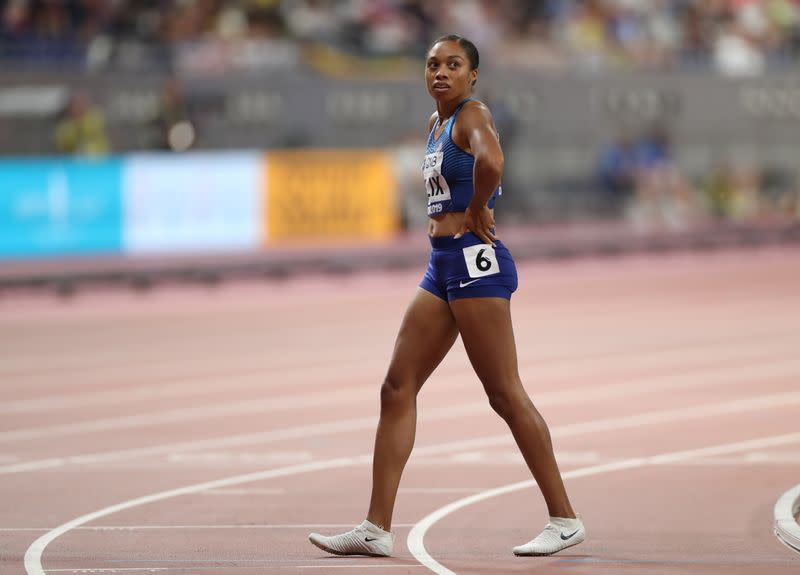 World Athletics Championships - Doha 2019