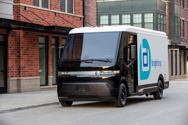 GM's commercial EV unit expands vehicle lineup, adds customer