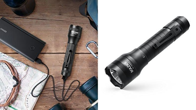 The fact that you won't ever need to buy batteries makes this a flashlight worth keeping around.