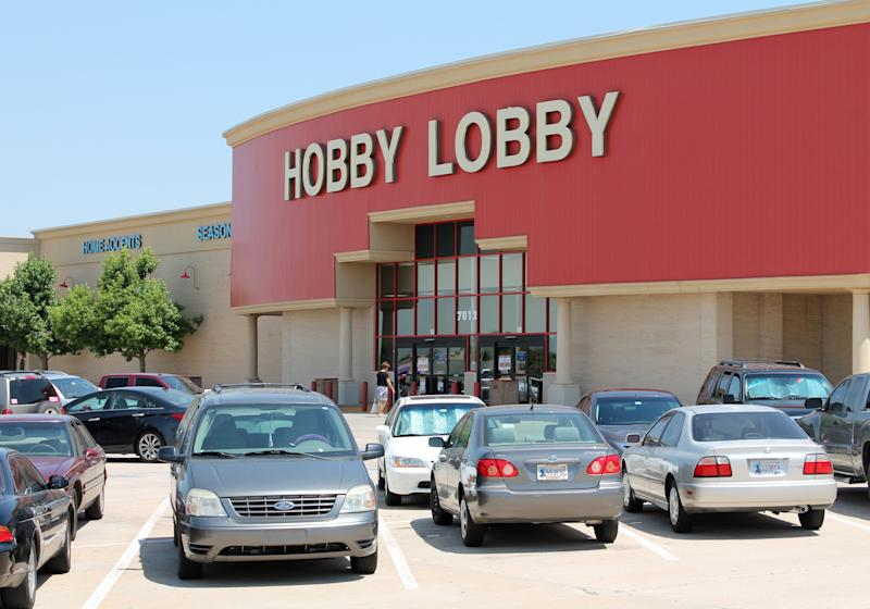 US wants Supreme Court to take up Hobby Lobby case