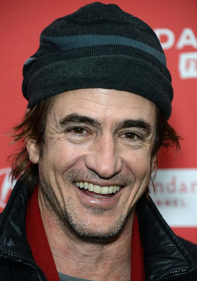 """PARK CITY, UT - JANUARY 21:  Actor Dermot Mulroney attends """"The Rambler"""" midnight screening at Library Center Theater during the 2013 Sundance Film Festival on January 21, 2013 in Park City, Utah.  (Photo by Amanda Edwards/Getty Images)"""