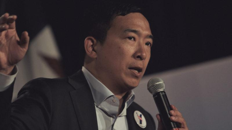 Andrew Yang Super PAC to exclusively accept bitcoin donations for the first 21 days
