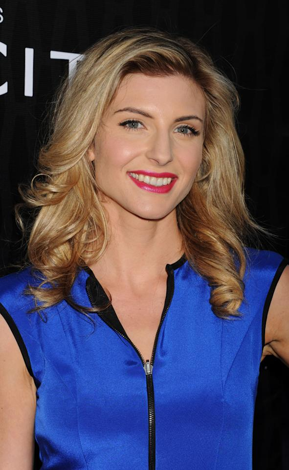 "Viva Bianca attends the Starz '<a target=""_blank"" href=""http://tv.yahoo.com/magic-city/show/46996"">Magic City</a>' Los Angeles Series Premiere at Directors Guild Of America on March 20, 2012 in Los Angeles, California."