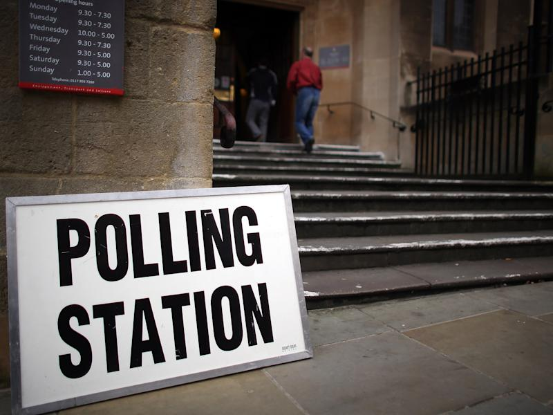 Predicting who will actually turn out to vote is the bane of a pollster's life: Getty