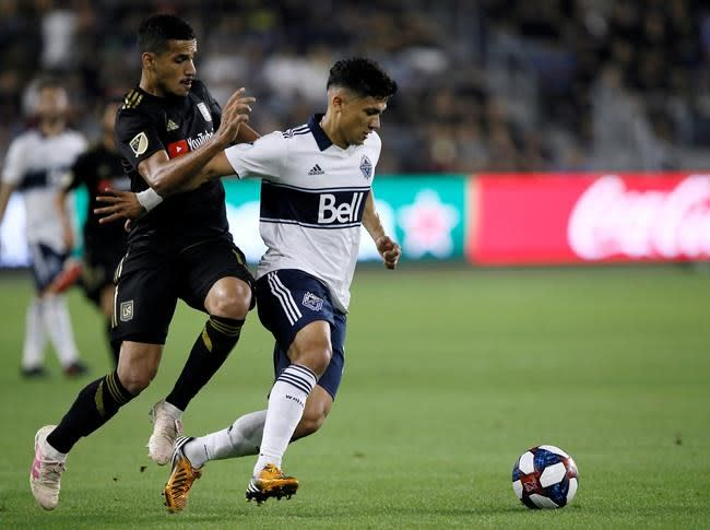 Vancouver Whitecaps want to 'punch back' against Los Angeles FC: coach
