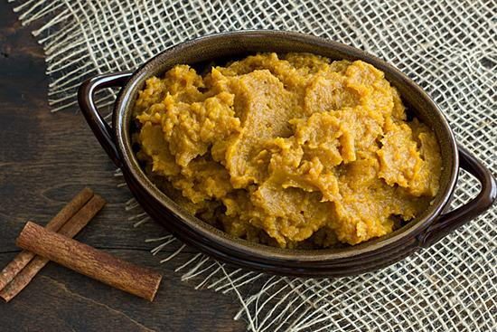 "<p>OK, so mashing a potato might not strike you as particularly revolutionary, but trust me, ginger-spiced sweet potato mash is the stuff dreams are made of. Switch the milk and sugar for crushed garlic for the ultimate shepherd's pie topping.</p><p>Get the recipe from <a href=""http://ohmyveggies.com/recipe-chai-spiced-sweet-potatoes/"">Oh My Veggies</a>.</p><p><br /></p>"