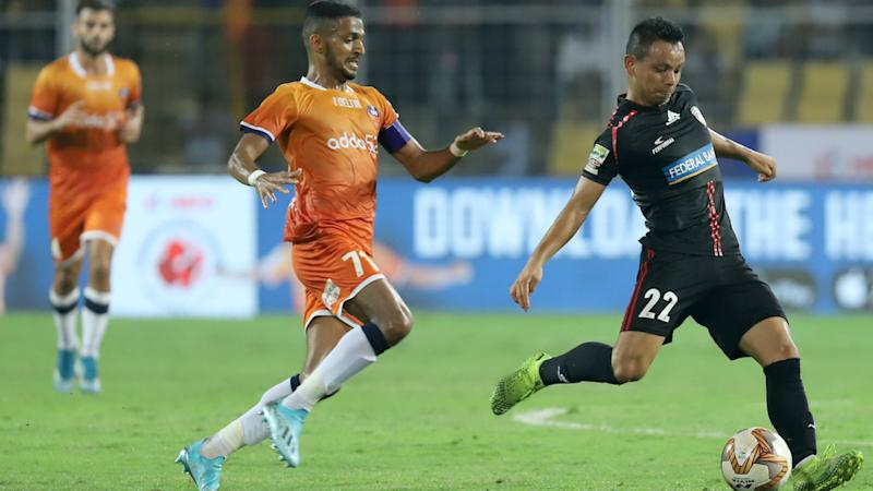Redeem Tlang FC Goa NorthEast United ISL 6
