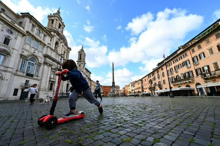 Italians are preparing for the easing of their strict lockdown, though many are confused about the new rules