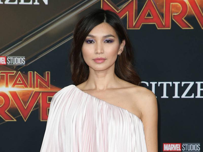 Gemma Chan finds her beauty rituals to be 'quite meditative'