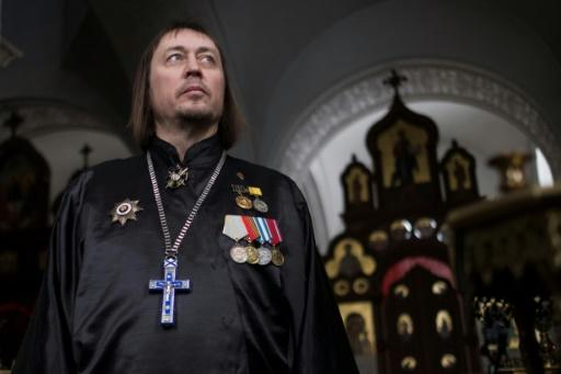 Now an ordained Orthodox priest, Konstantin Volkov participated in the Soviet military campaign in Afghanistan and says the war haunted him for years