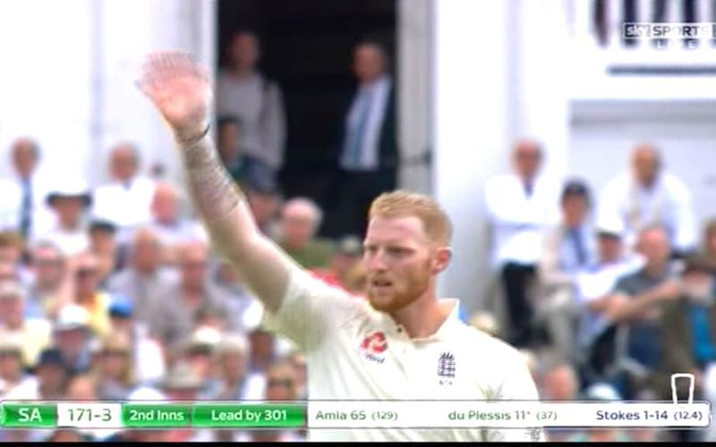 Ben Stokes - Credit: Sky Sports
