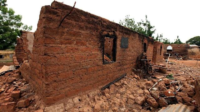 The conflict has caused much destruction in northern Nigeria