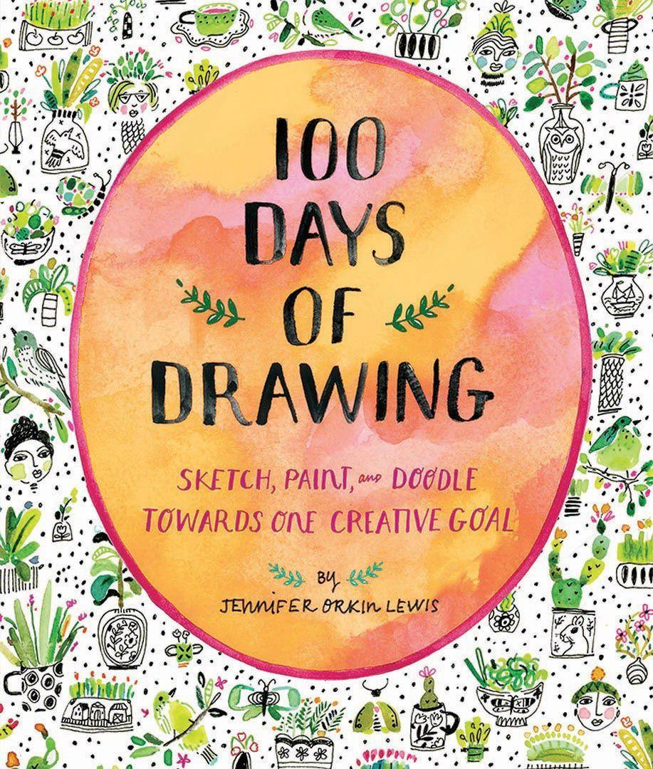 "<p>Nurture the creativity in your loved one with a goal-oriented sketch journal.</p><br><br><strong>Abrams</strong> 100 Days of Drawing: A Guided Sketchbook, $11.59, available at <a href=""https://www.amazon.com/100-Days-Drawing-Guided-Sketchbook/dp/141973217X/ref=sr_1_1"" rel=""nofollow noopener"" target=""_blank"" data-ylk=""slk:Amazon"" class=""link rapid-noclick-resp"">Amazon</a>"