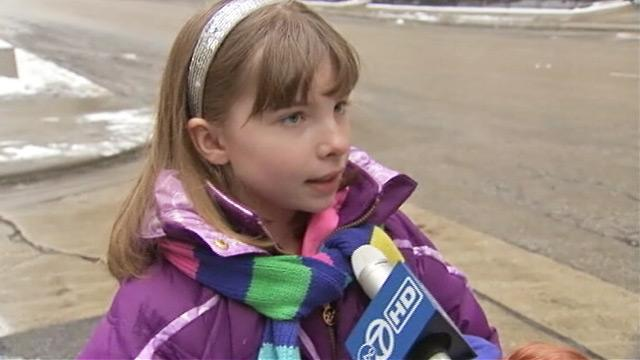 Girl Saves Mom During Diabetic Attack