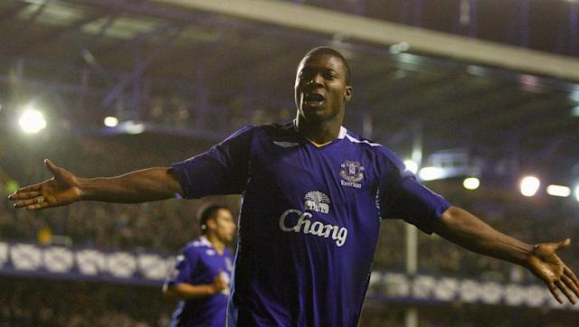 <p>The third 'ultimate' hat-trick - the hat-trick of hat-tricks, if you will - was a while coming. More than a full decade after Vialli achieved the feat, it was another man in blue who followed in his footsteps - Yakubu single-handedly dismantling Fulham for Everton. </p> <br><p>While Johnson and Vialli scored their trebles in blowout wins, Yakubu's was the entire story of the game; start, beginning and end as he scored in the 51st, 61st and 79th minutes to secure a 3-0 Toffees win at Goodison Park - the only man to score a perfect German hat-trick with the game's only goals. </p> <br><p>He's also one of only two men to score more than one perfect hat-trick in the Premier League - with Robbie Fowler (3) - the other coming in a 4-2 Blackburn win over Swansea. The Nigerian actually scored all of his side's goals that day too; two in the first half separated by a Leroy Lita strike, and two in the second which were split by Swans substitute Luke Moore. </p>